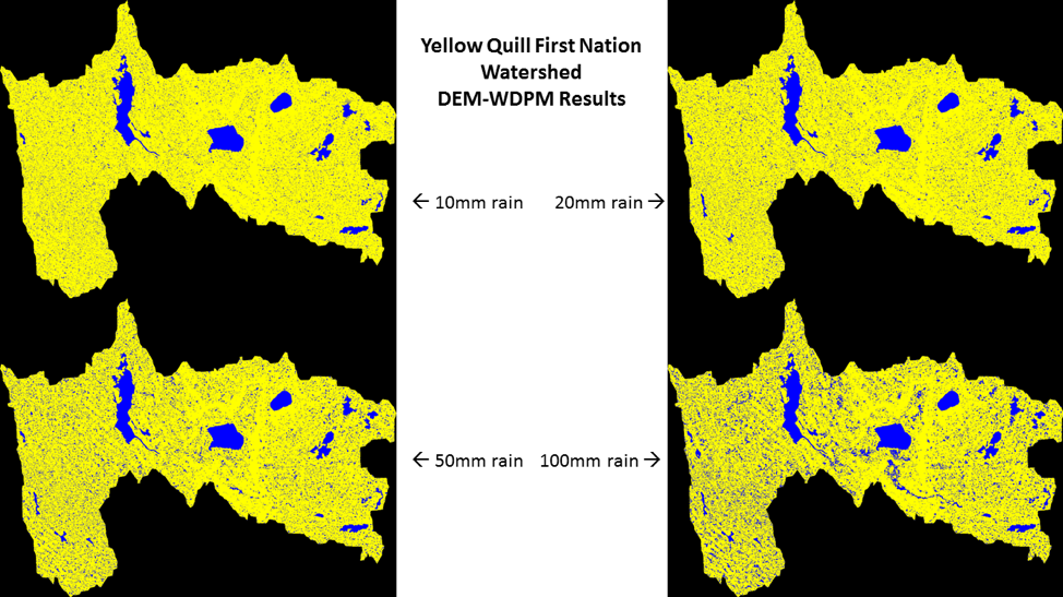 Yellow Quill FN Watershed