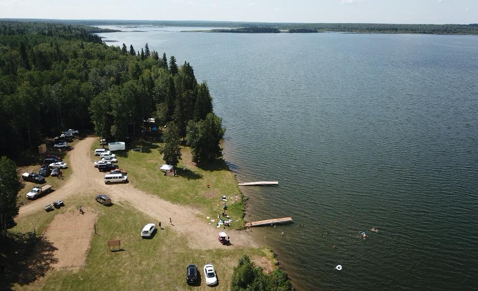 Gift Lake Culture Camp